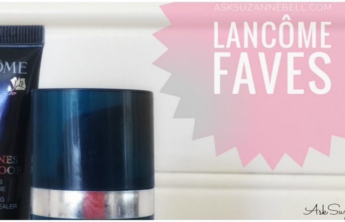 Beauty Refresh: Lancome Favorites and Nordstrom Gift with Purchase