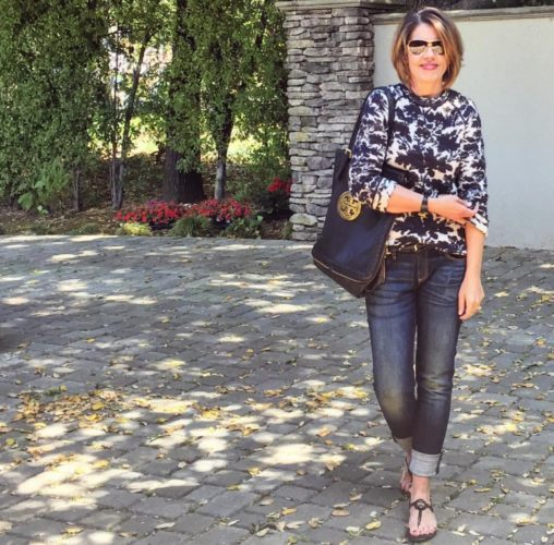 What to Wear Over 40 - Outfit Ideas