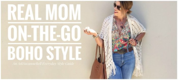 Real Mom Style – Everyday Boho Chic
