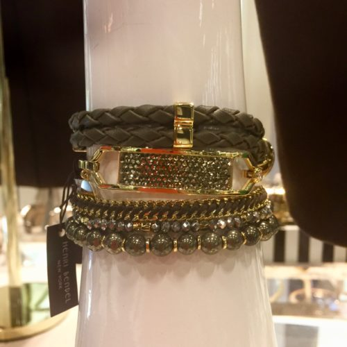 Henri Bendel Arm Stacks Bracelets