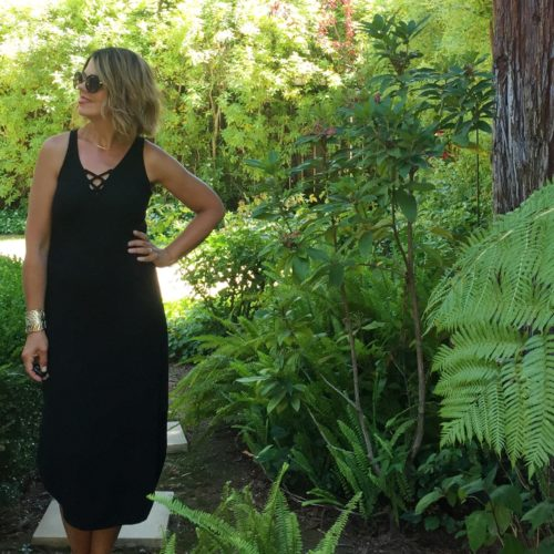 Michael Stars Ribbed LBD - Style Over 40