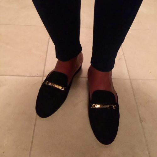 Michael Kors Nadia Loafer Mule