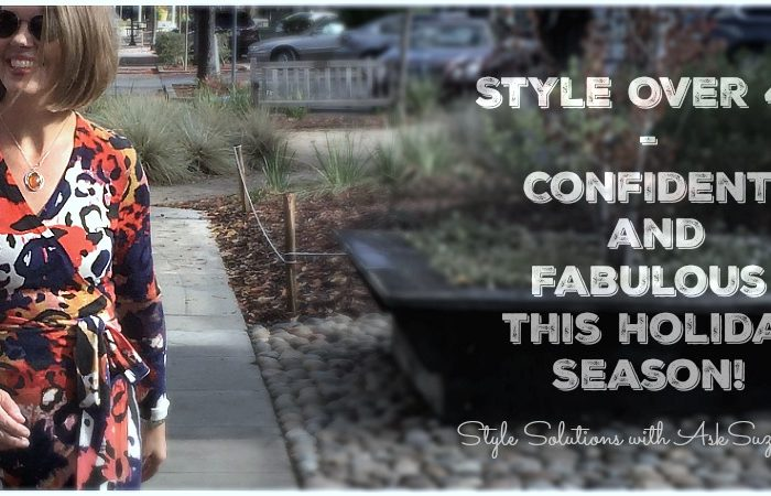 Style Solutions: Feel Confident and Fabulous During the Holiday Season