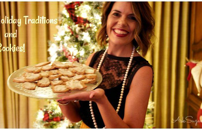 Sharing Holiday Traditions