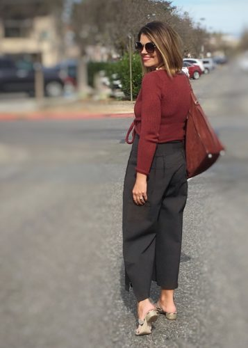 Are Gauchos And Palazzo Pants Back Let S Talk Fall 2018 Pant Trends