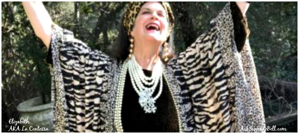 How Real Women Style a Kimono: Part 1 with La Contessa