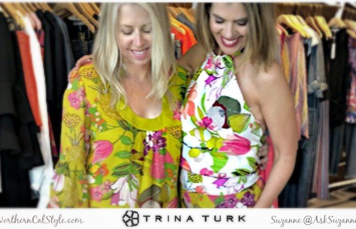 Dressing Room Reviews with Suzanne and Kim – Trina Turk Spring 2018