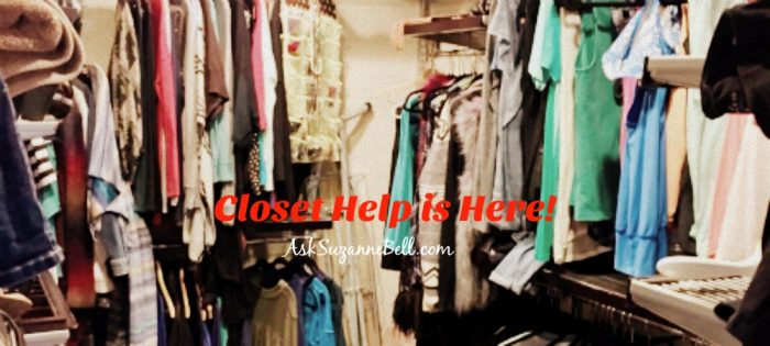 Spring Organizing: The 5 Step Closet Clean Out