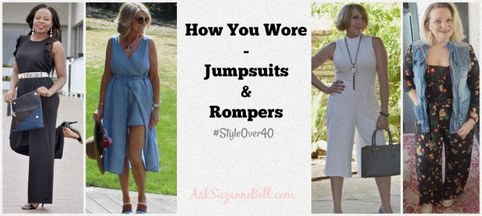01088af7225 How You Wore the Trend  Jumpsuits and Rompers + Anthropologie Sale ...