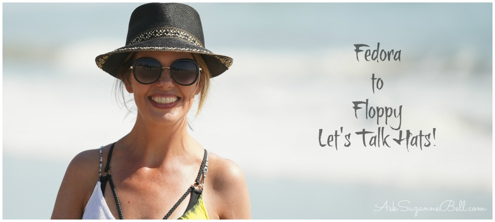 Let s Talk Hats! Fedora to Floppy + 15 Summertime Looks - Ask ... e63d8f99ddfa