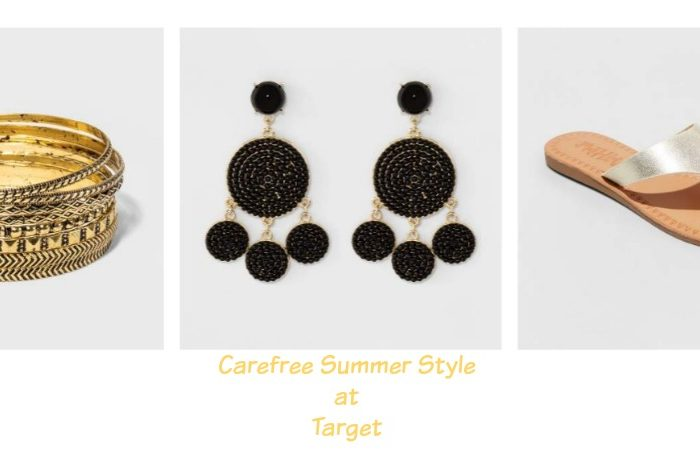 What I'm Loving Now: Carefree Summer Style at Target
