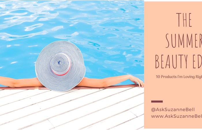 Summer Beauty Edit | 10 Fab Products to Try