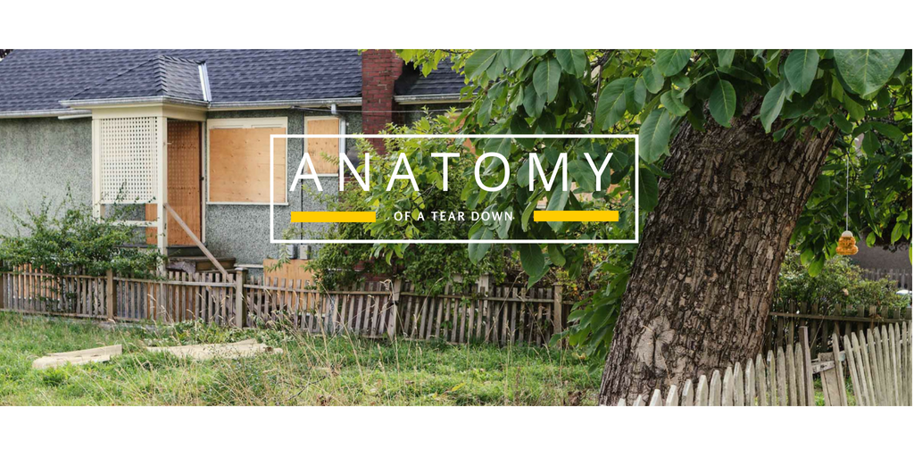 New Blog Post!  Anatomy of A Los Altos Tear Down