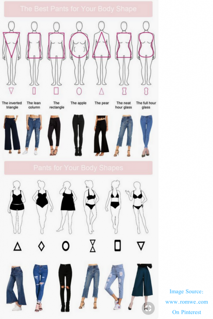 Style Guide What Pants Flatter My Body Shape Ask Suzanne Bell