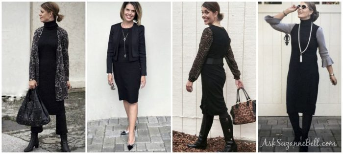 My Other Little Black Dresses: 25+ Styling Ideas and 30+ Shoppable Pieces to Layer Under Your LBD