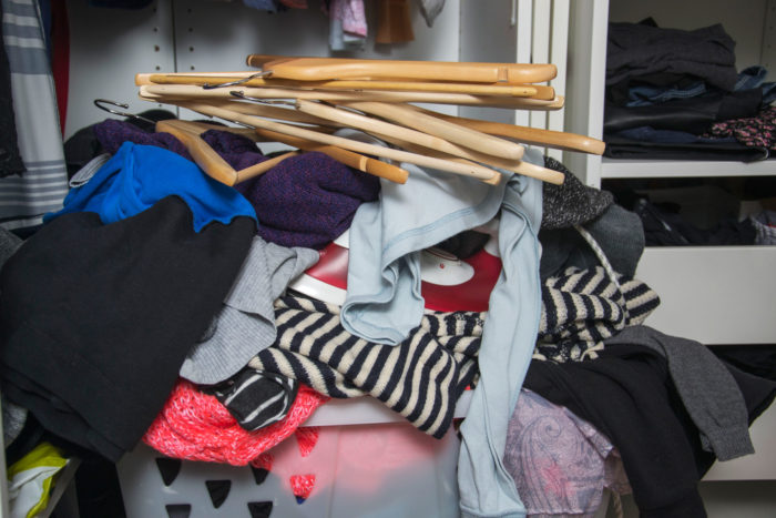 Spring Cleaning | 5 Step Guide To Organizing Your Closet