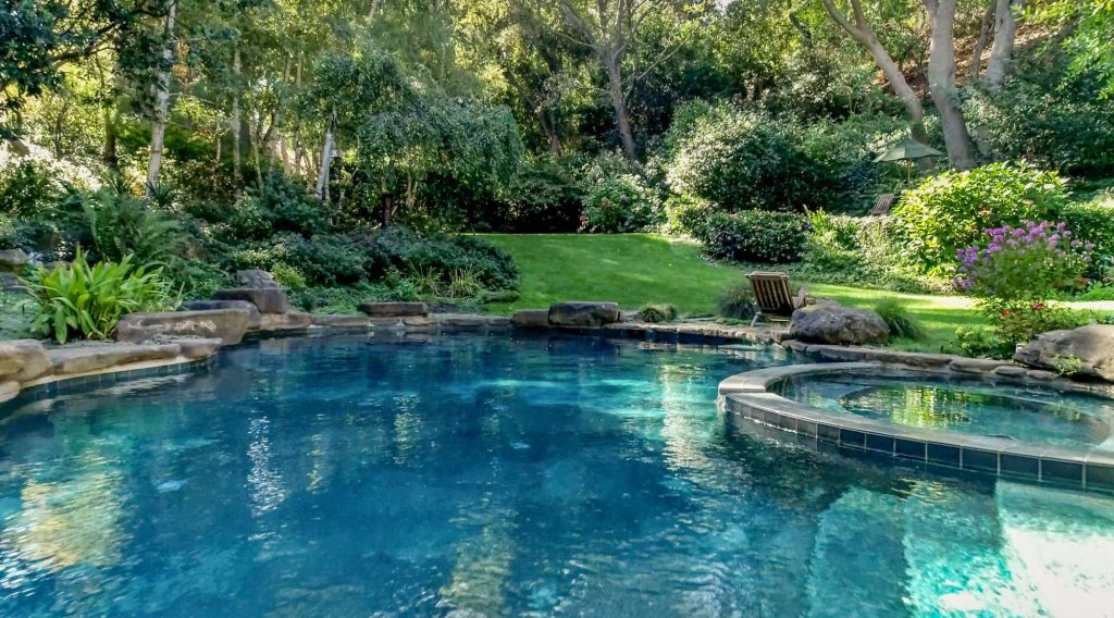 Stunning Estate and Gardens in Los Altos