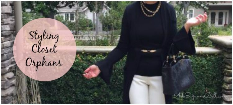 outfit solutions - suzanne bell
