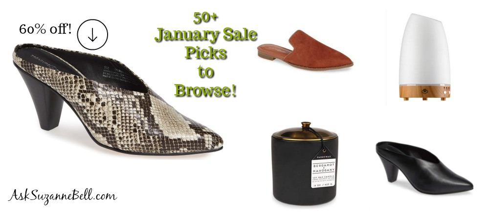 This Weeks Sale Round Up Includes Shoes Up to 60% off!