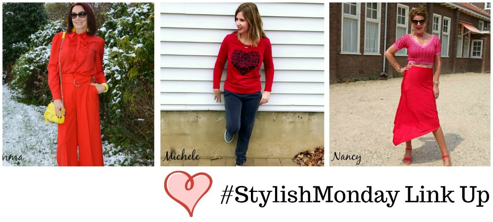 2019 Trend Alert: How We Wear Red + #StylishMonday Link UP