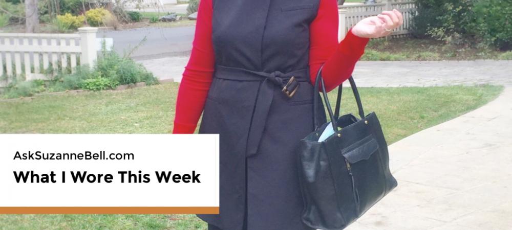 What I Wore This Week – 5