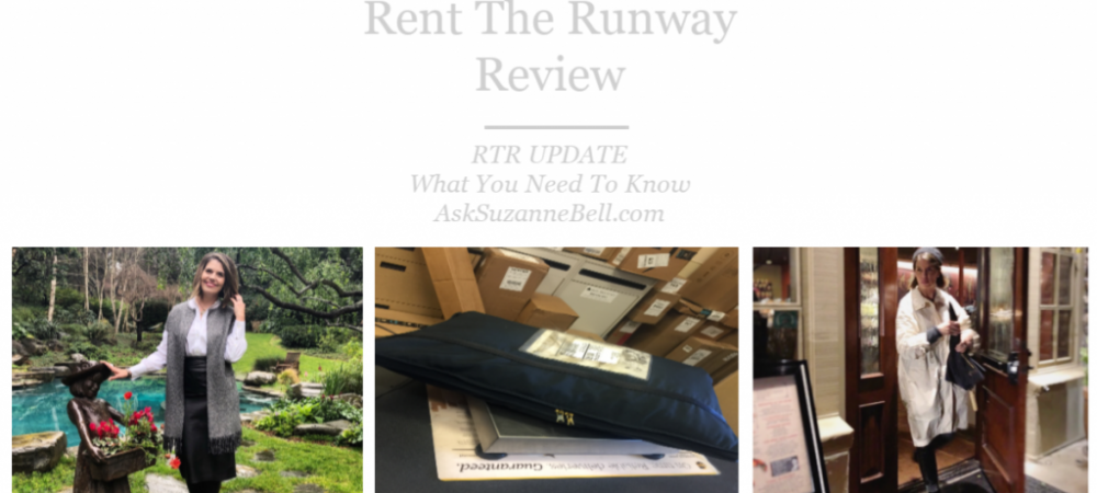 Rent The Runway Review | February Picks