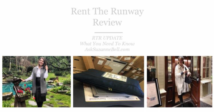 My RTR | Rent The Runway Picks | February