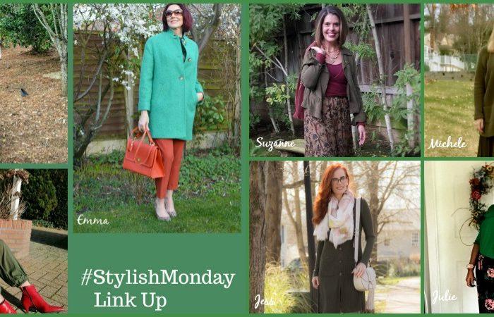 7 Shades of Green | Stylish Monday Link Up