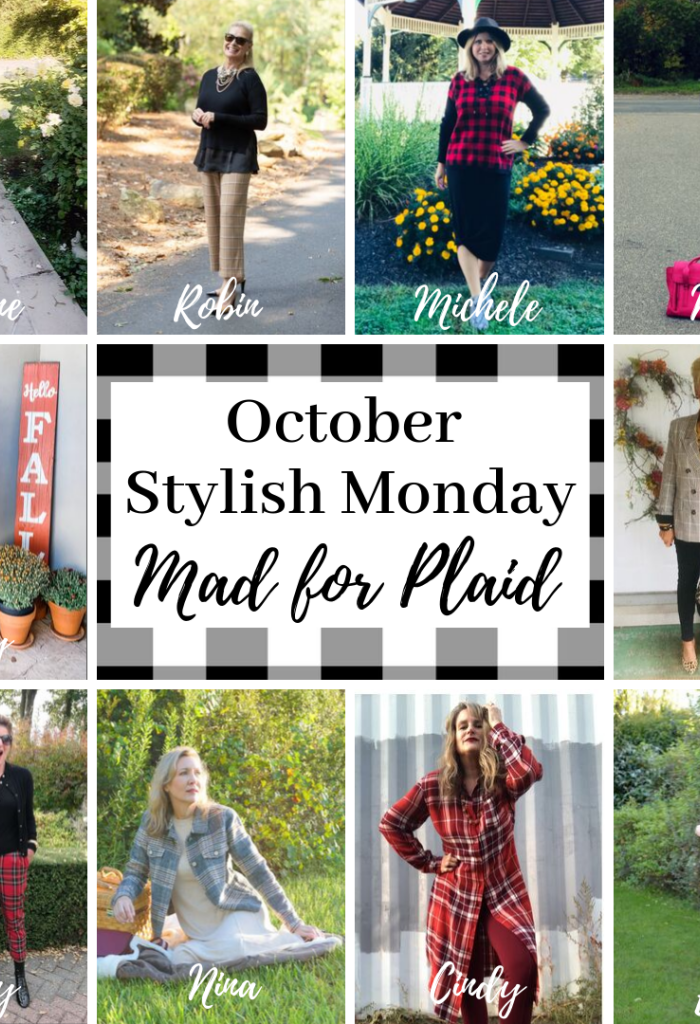 Mad For Plaid | A Stylish Monday Link Up