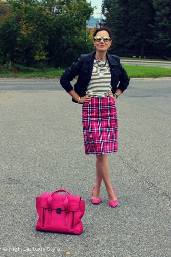 How to Wear Plaid | Outfit Ideas