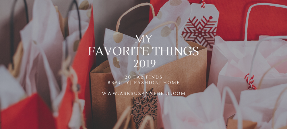 ASB Favorite Things 2019 | 20 Gift Ideas