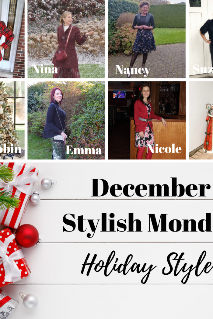 Let's Get You Styled!  15 Holiday Outfit Ideas + A Link-Up