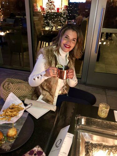 Winter Style at Apres Four Seasons
