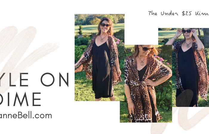 Style On A Dime: The Under $25 Kimono From Amazon