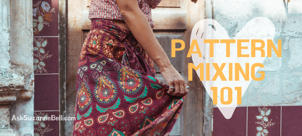 How to Mix Prints and Patterns ( A Video Tutorial) + Shopping For Boho Pieces