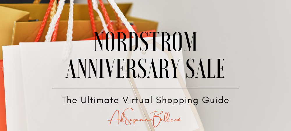 My Huge List of Picks + Guide to Shopping The Nordstrom Anniversary Sale