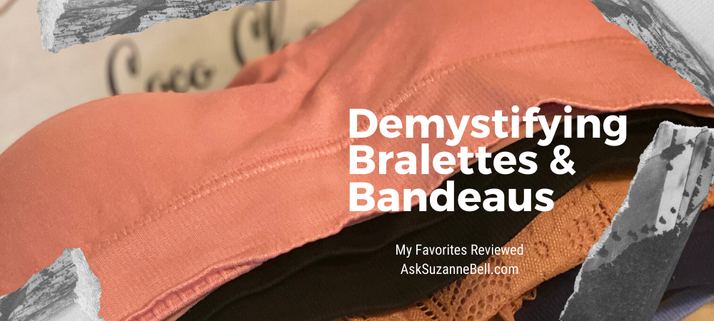 My Top Bralettes Reviewed (video)