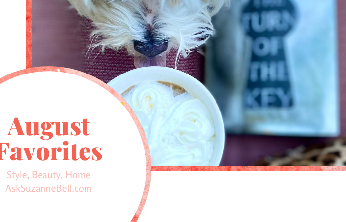 August Top 10 | Style, Beauty, Home