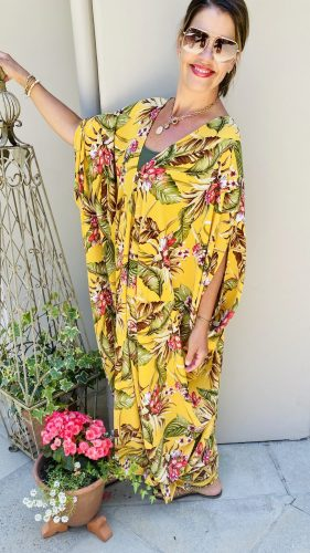 How to Wear a Caftan