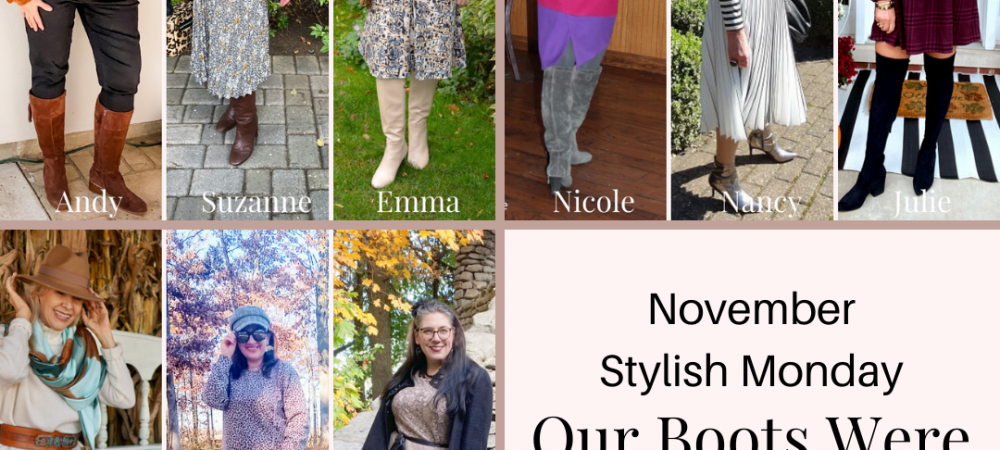 Fall Boots For Every Style + Link Up Party