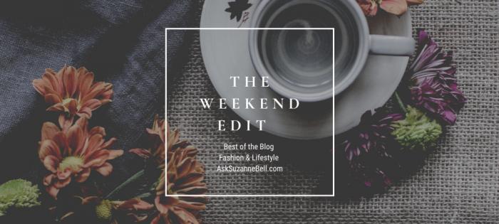 The Weekend Edit | 5 Blog Favorites 11.12.20