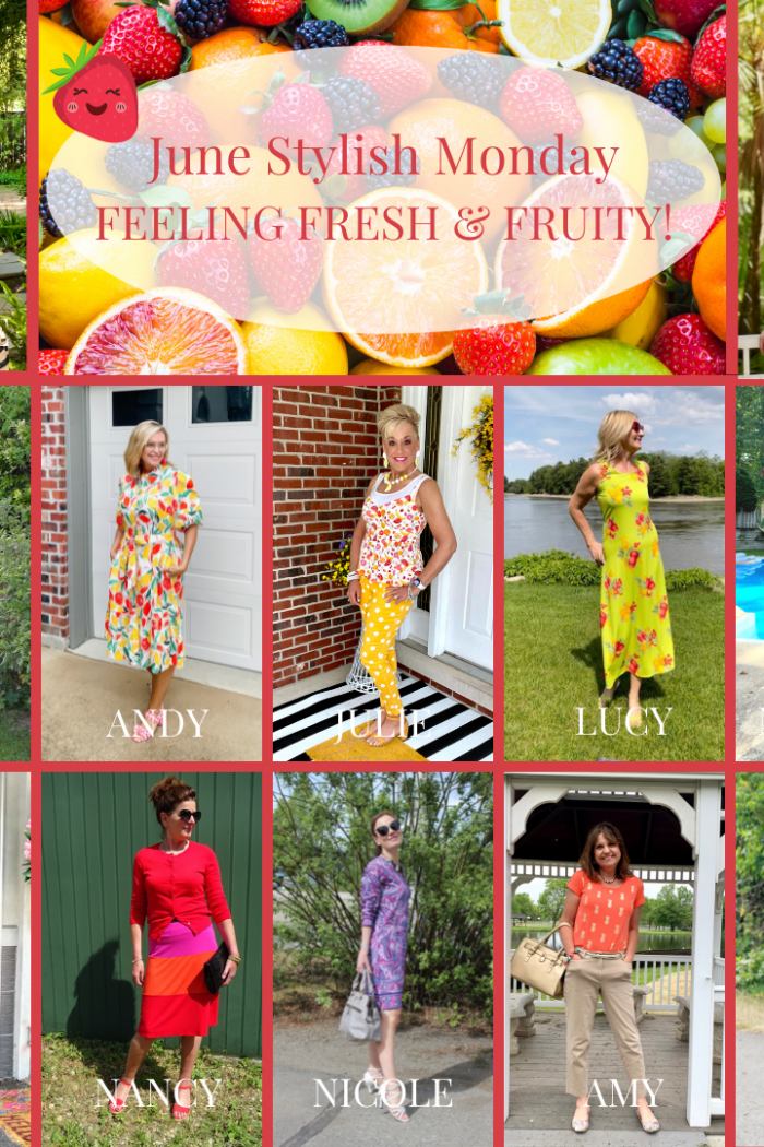 12 Fresh and Fruity Summer Outfit Ideas