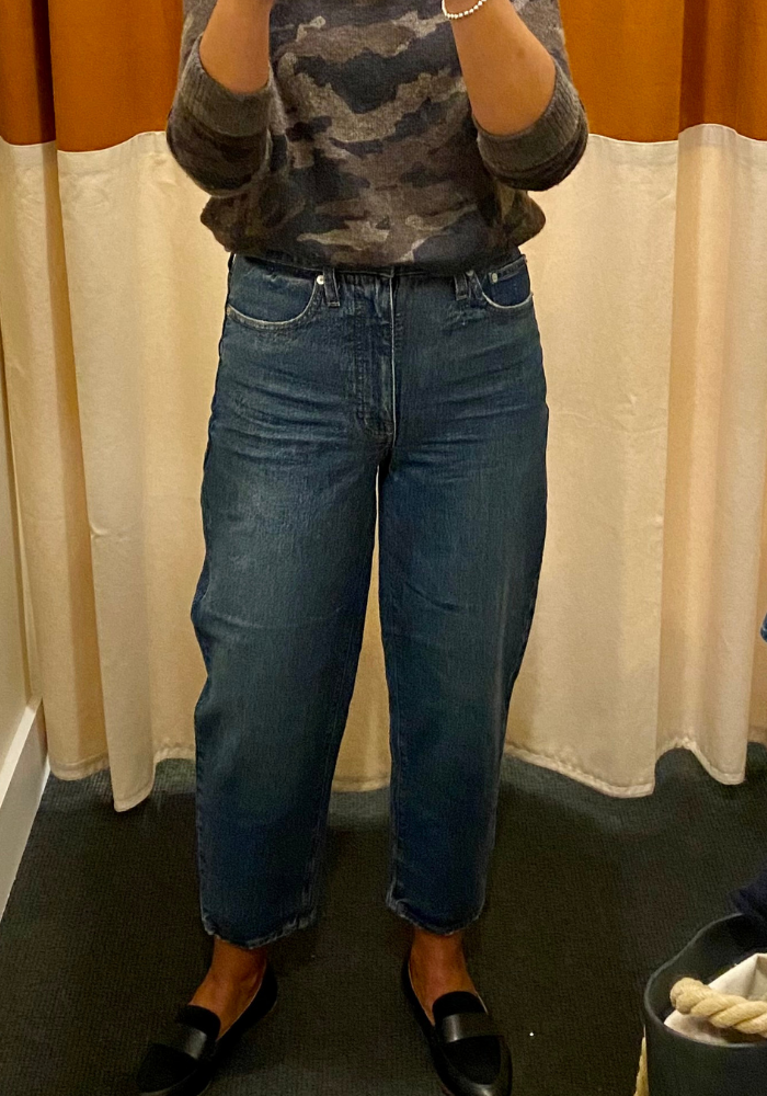 What Exactly are Barrel Jeans?